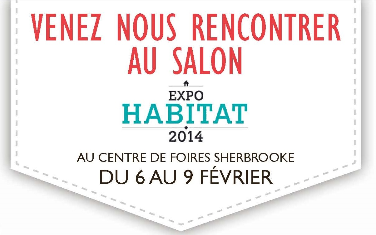 Invitation au salon Expo-Habitat