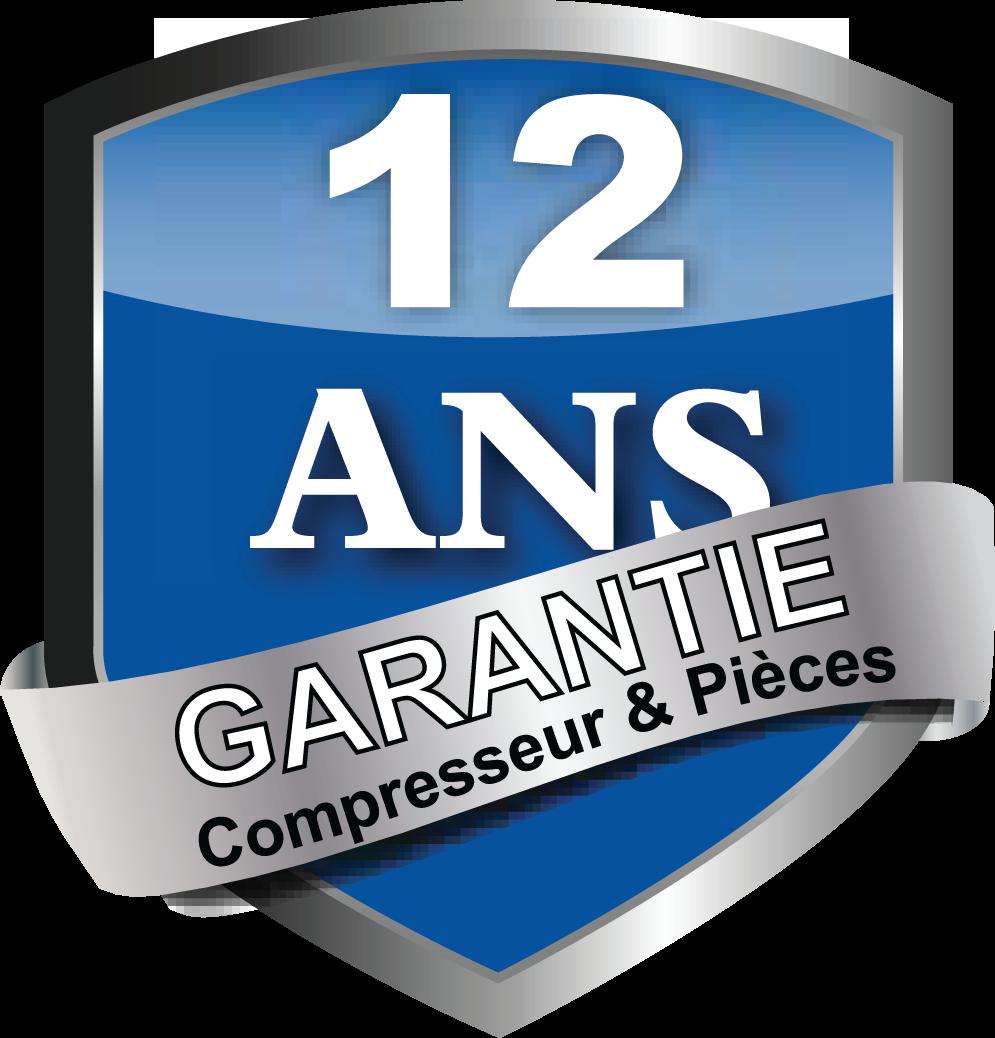 Garantie 12 ans FUJITSU Compresseur et pièces