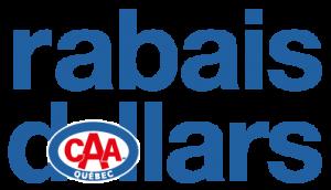 Logo rabais dollars CAA offert chez leprohon